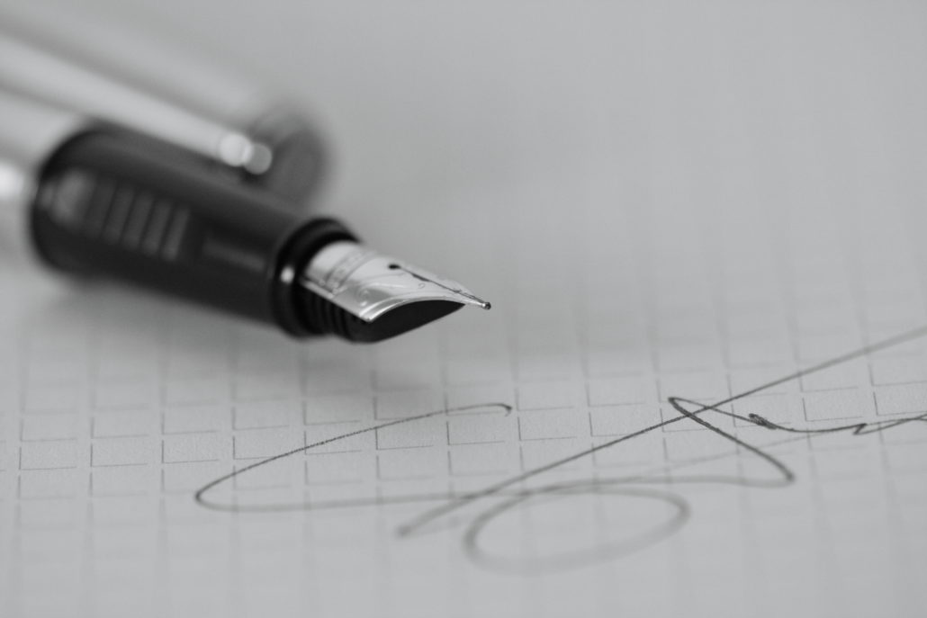 Toronto wills lawyer discusses the proper way to sign a legal last httpsflickrphotoswiertz4563720850 solutioingenieria Gallery