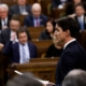 Prime Minister Justin Trudeau in the House of Commons